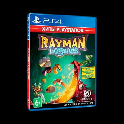 Rayman Legends PS4 купить