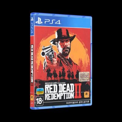 Red Dead Redemption 2 PS4 купить