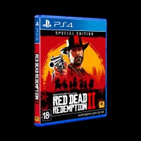 Red Dead Redemption 2. Special Edition PS4