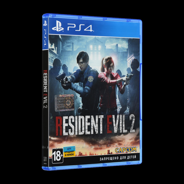 Resident Evil 2 Remake PS4 купить