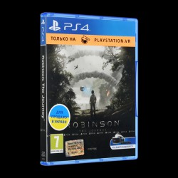 Robinson. The Journey (только для VR) PS4