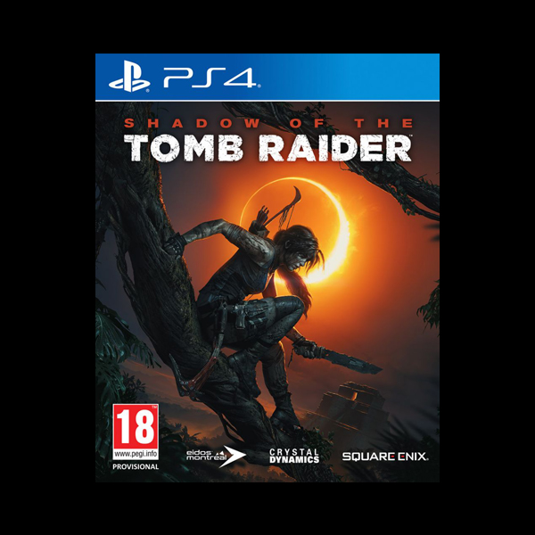 Shadow of the Tomb Raider PS4 купить