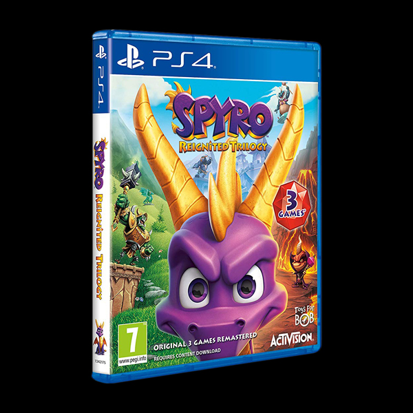 Spyro Reignited Trilogy PS4 купить