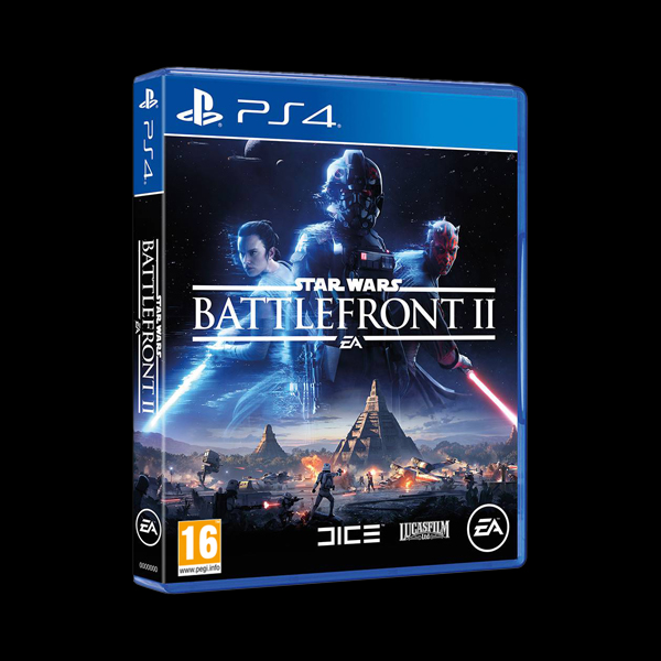 Star Wars Battlefront II PS4 купить