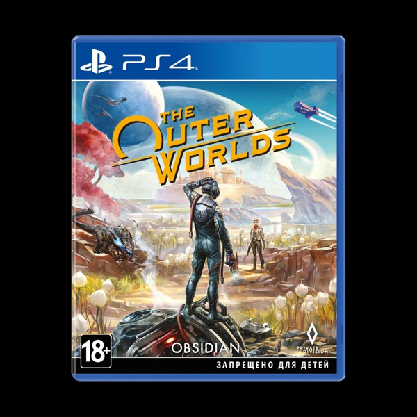 The Outer Worlds PS4 купить