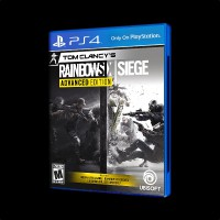 Tom Clancy's Rainbow Six: Осада. Advanced Edition PS4