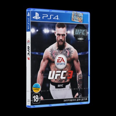 UFC 3 PS4 купить