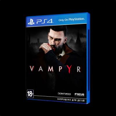 Vampyr PS4 купить