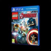 LEGO: Marvel Мстители PS4