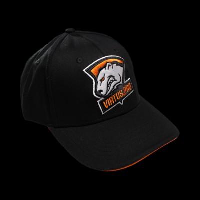 Virtus.pro Baseball Cap Black фото