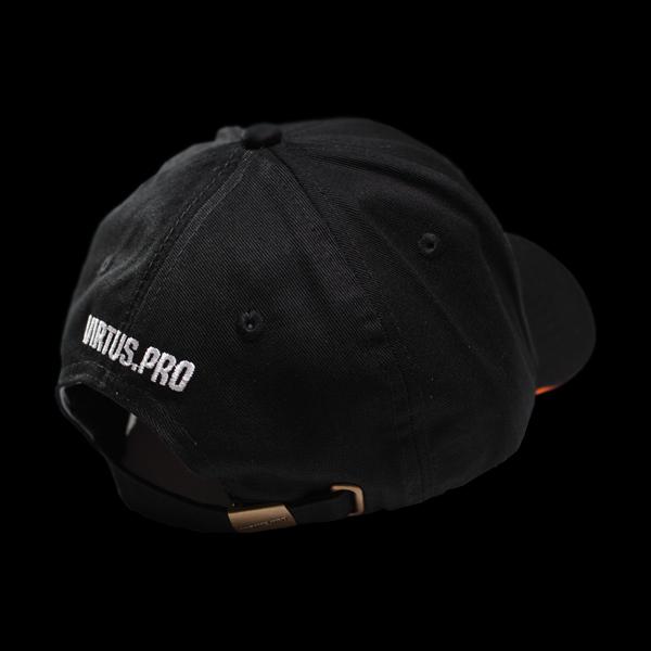 Virtus.pro Baseball Cap Black купить