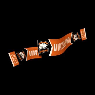 Virtus.pro Fan Scarf Orange купить