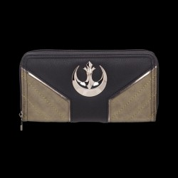 Rogue one jyn inspired zip around Wallet (GW4KX1STW)