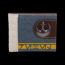 Rogue One Rebel Bifold Wallet (MW4KSBSTW)