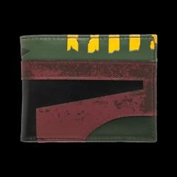 Star Wars Boba Fett Helmet Bifold Wallet (MW3JZESTW)