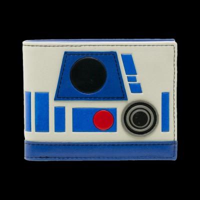 Star Wars R2D2 Helmet Bifold Wallet (MW3QTZSTW) купить