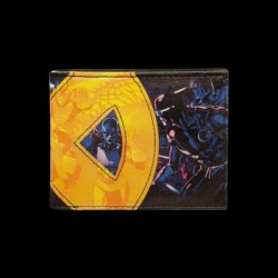 X-Men Fabric Applique Bifold Wallet (MW4L9CXMN)