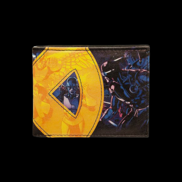 X-Men Fabric Applique Bifold Wallet (MW4L9CXMN) купить