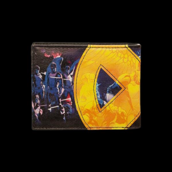 X-Men Fabric Applique Bifold Wallet (MW4L9CXMN) цена