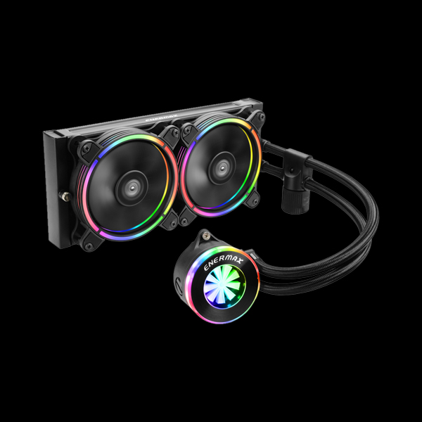 Enermax CPU LiqFusion (ELC-LF240-RGB) купить