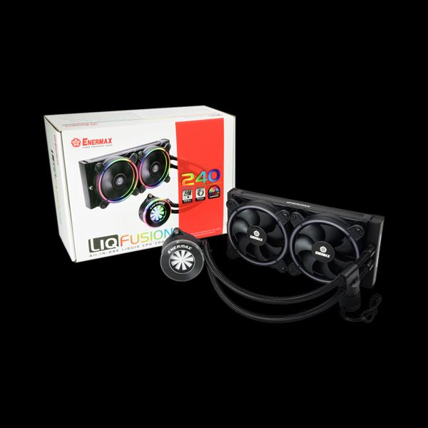 Enermax CPU LiqFusion (ELC-LF240-RGB) фото