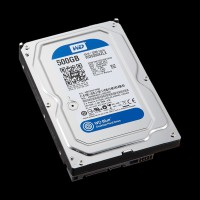 WD 3.5 Blue 500 GB (WD5000AZLX)