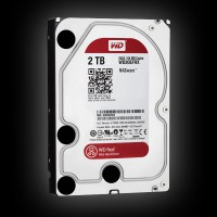 WD 3.5 Red 2 TB (WD20EFRX)