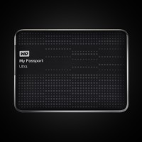 WD My Passport Ultra 1Tb WDBZFP0010BBK