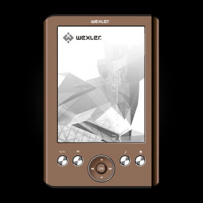 WEXLER.BOOK E5001 Bronze/Black