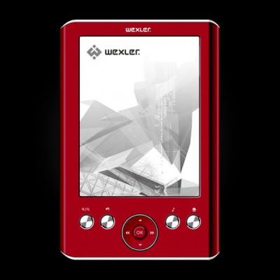 WEXLER.BOOK E5001 Red/White купить