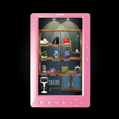 WEXLER.BOOK T7002 Pink
