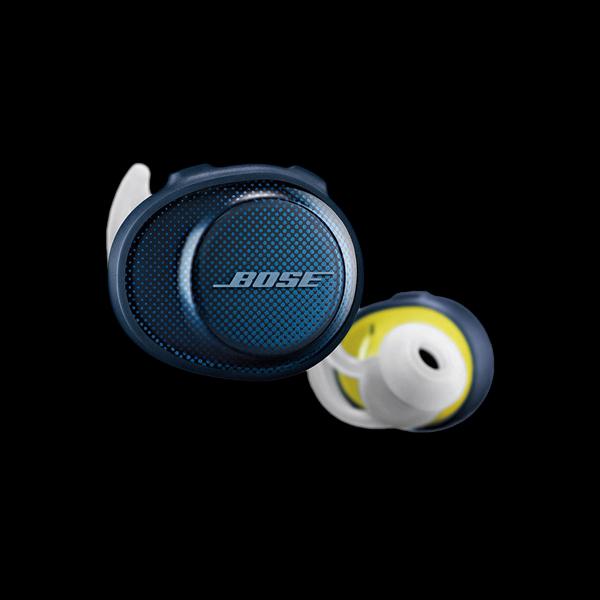 Bose SoundSport Free (Blue/Citron) цена