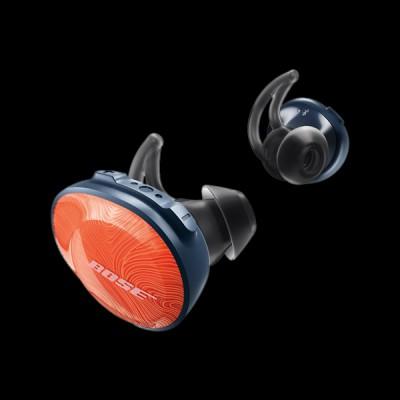 Bose SoundSport Free (Orange/Blue) купить