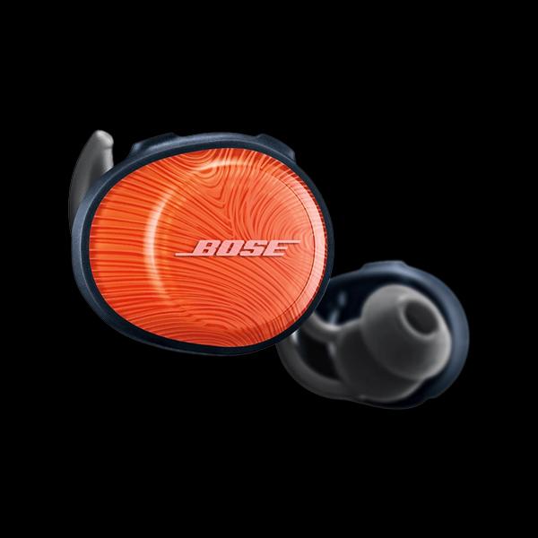 Bose SoundSport Free (Orange/Blue) стоимость