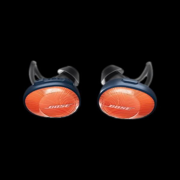 Bose SoundSport Free (Orange/Blue) цена