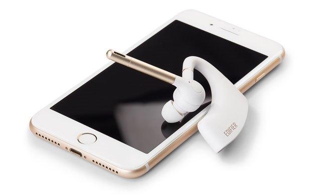 Edifier W28bt и iphone