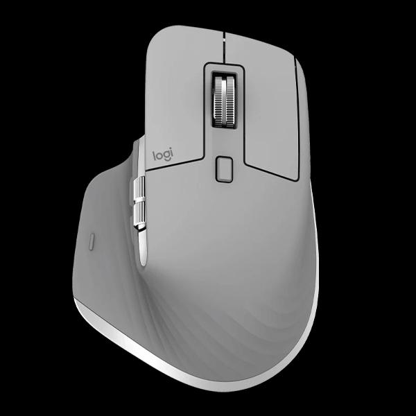 Logitech MX Master 3 Advanced Wireless Mid Grey (910-005695)