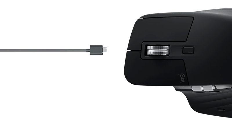 Зарядка с помощью USB
