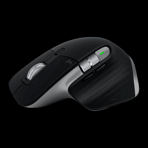 Logitech MX Master 3 for Mac Advanced Wireless Space Grey (910-005696) в интернет-магазине