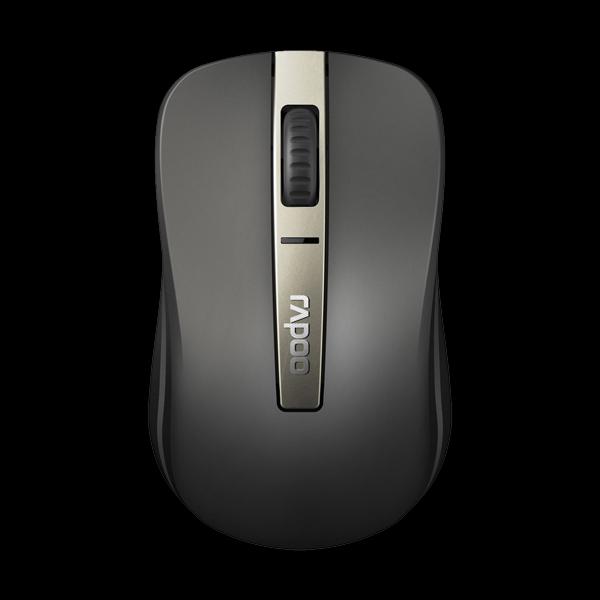 Rapoo 6610M Multi-mode Wireless Gray фото