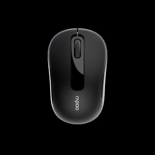 Rapoo M10 Plus Wireless Black фото