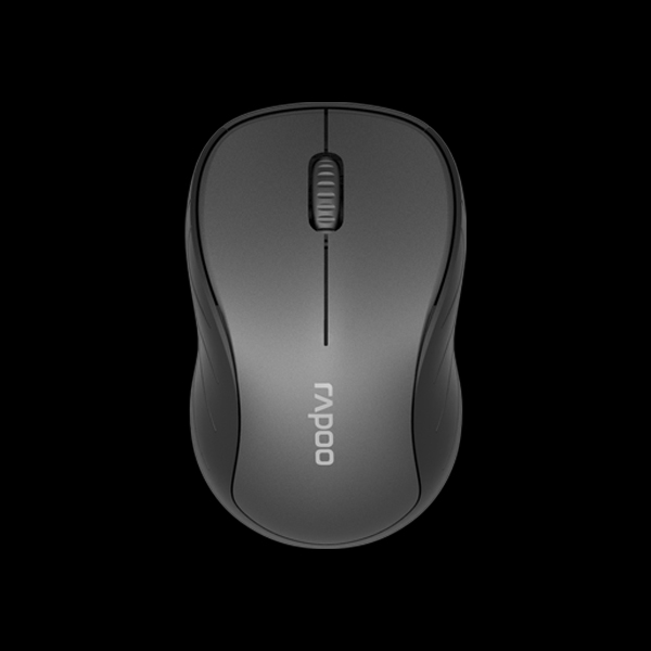 Rapoo M260 Silent Wireless Multi-mode Gray цена