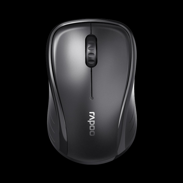 Rapoo M280 Silent Wireless Multi-mode Gray описание