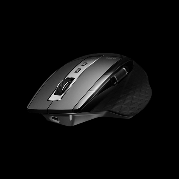 Rapoo MT750S Wireless Multi-mode Black
