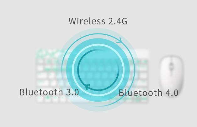 Переключение между Bluetooth