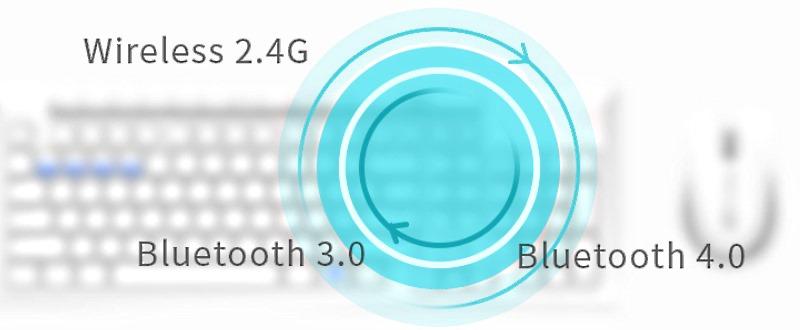 Bt 3.0 Bt 4.0 2.4 Ghz