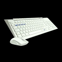 RAPOO 8200M Wireless White