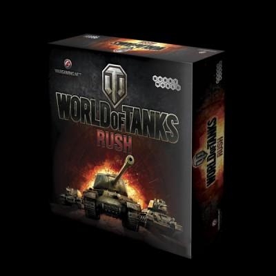 World of Tanks: Rush (2-е издание) купить