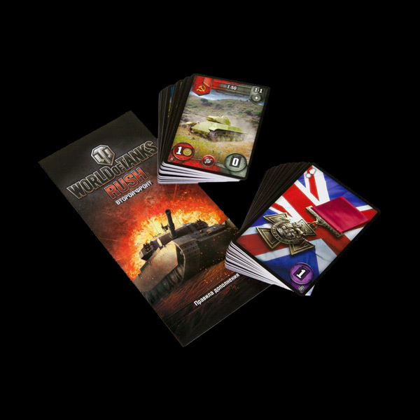 World of Tanks: Rush. Второй фронт (2-е изд.) фото