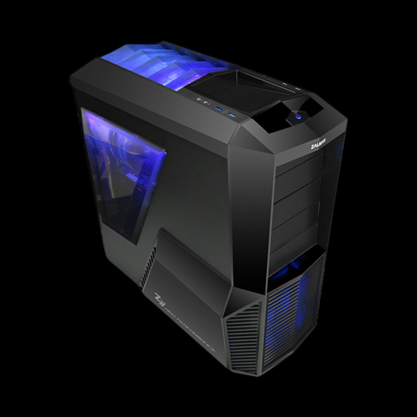 Zalman Z11 Plus Black стоимость